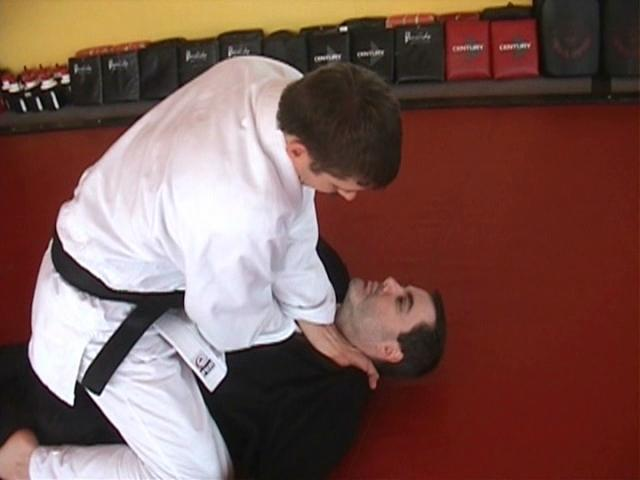 Click for a video showing a traditional Judo techniques called Kata, Nami, and Gyaku Juji Jime - Half, Normal, and Reverse Cross Choke